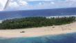 Pasifik Okyanusu'ndaki bir adada mahsur kalan denizciler, kumsala 'SOS' yazdıktan sonra kurtarıldı