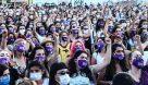 Atılım: 1 Temmuz'da kadın isyanıyla hayatı durdurmaya